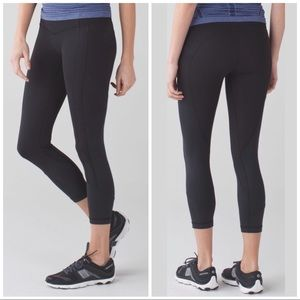 Lululemon All The Right Places High Rise Crop,6